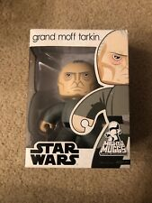Star Wars Mighty Muggs Grand Moff Tarkin NIB Hasbro mandalorian disney