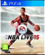 NBA Live 15 PS4 Game Brand New