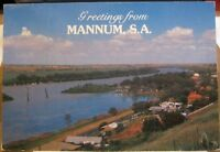 Australia South Australia Overlooking Mannum - posted
