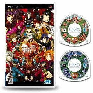 USED PSP Heart no Kuni no Alice PlayStation Portable (language/Japanese)