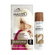 DCASH Master White Color Bleaching Dye Hair Powder Lightener Lightening 1 Kit 01