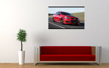 HOLDEN COMMODORE SS-V CRAIG LOWNDES EDN LARGE ART PRINT POSTER PICTURE WALL