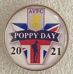Aston Villa FC 2021 pin badge