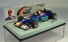 Minichamps (PMA) 1/43 Sauber Ford C 15 Formel 1 H. H. Frentzen OVP #9706
