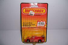 1983  MATCHBOX   #  MB 66 SAUBER GROUP C RACER  MOC