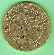 #D98.  1945-1995 AUSTRALIA REMEMBERS FREEDOM MEDALLION