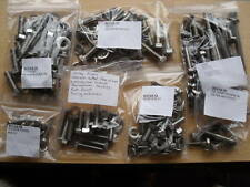 TVR CHIMAERA GRIFFITH V8 S  ENGINE REBUILD BOLTS STAINLESS Steel ALLEN cap head