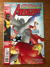 Marvel Universe The Avengers Earth's Mightiest Heroes #2 Marvel Comics 2012 NM