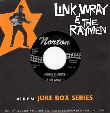 LINK WRAY & RAYMEN Hidden Charms 7 mummies gories sonics ramones mono men norton