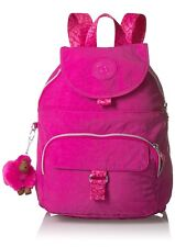 NEW KIPLING VERY BERY Queenie Solid Backpack