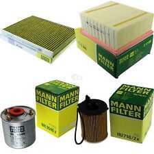 Mann-filter Set Ford Transit Courier Estate Ecosport JK 1.5 TDCI 1.6