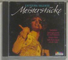 CD  Caterina Valente Meisterstücke  (   Karussel Records   )