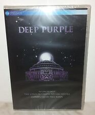 DVD DEEP PURPLE - IN CONCERT WITH THE LONDON ORCHESTRA - NUOVO - NEW