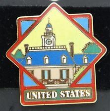 Walt Disney World United States 2000 EPCOT World Showcase Pavilion Pin
