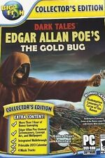 Dark Tales Edgar Allan Poe's The Gold Bug PC Games Windows 10 8 7 XP Computer