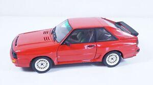 1:18--AUTOart--Audi quattro  / 43 D 376
