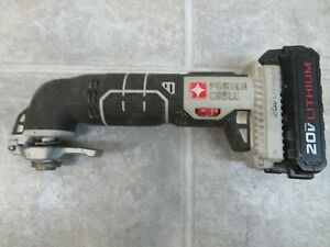 Porter Cable Cordless Oscillating Multi-Tool  PCC710 W/ Battery