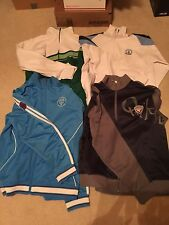 4 Track Jackets, Excellent Condition, Billabong, Volcom, Quiksilver