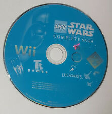 LEGO Star Wars: The Complete Saga - DISC ONLY - (Nintendo Wii)