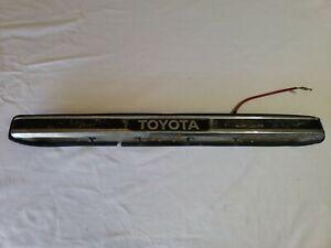 Toyota Corolla Wagon 80-83 Te72 Rear Hatch Lid