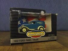 #2504 Ertl Classic Vehicles 1932 Ford Panel Truck 1/43 Scale Diecast .. Best Pri