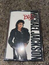 Michael Jackson 'Bad' Cassette FACTORY SEALED!!! 1987 Epic OET40600
