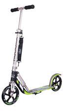 Hudora Big Wheel GS 205 Scooter 14695/02 Roller anthrazit/grün