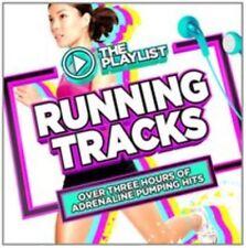 The Playlist - Running Tracks Audio CD Various Artists