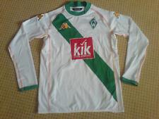Werder Bremen LANGARM Trikot Kappa 2004/2005 Meister Pokalsieger Weiß S NEU