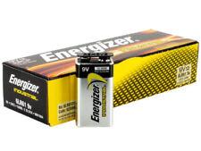 Piles jetables bloc 9 v Energizer pour équipement audio et vidéo