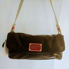 MARC MARC JACOBS Brown Leather Shoulder handbag