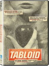 Tabloid (DVD) by Errol Morris NEW
