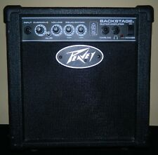 Vintage Original Peavey Backstage TransTube Amplifier Ex Condition -  Tested