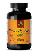 antiaging diet - WOMEN'S SUPPORT COMPLEX - red clover extract powder - 1 Bottle
