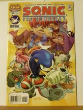 Sonic the Hedgehog 156 Archie Idw Knuckles Shadow Tails Ongoing Series
