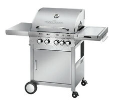 ProfiCook PC-GG 1059 Gasgrill Silber