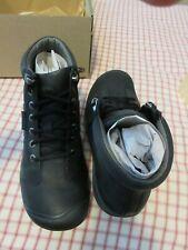 New Mens Keen Austin Mid WP Shoes Boots Size 9.5 Color Black
