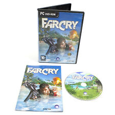 Far Cry for PC DVD-ROM by Ubisoft, Inc, 2004, VGC, CIB