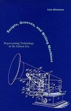 SCRIPTS, GROOVES, AND WRITING MACHINES NEW PAPERBACK BOOK