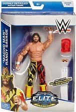 WWE ELITE COLLECTION SERIES #38 MACHO MAN RANDY SAVAGE W/ HAT GLASSES & WRAP *NU
