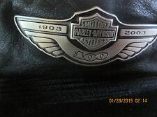 HARLEY DAVIDSON 100TH ANNIVERSARY Men's  Caps