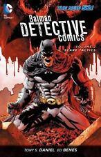 Batman Detective Comics: Scare Tactics Vol. 2 (2013, Hardcover) DC Shrinkwrapped