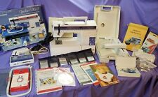 Husqvarna Viking #1+ 300 Embroidery Sewing Machine w/ Lots of Extras