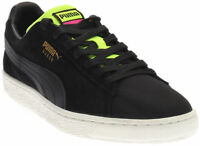 Puma Suede Classic Tricks  Casual   Sneakers - Black - Mens