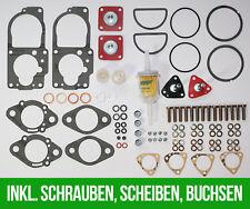 XXL Profi Dichtungssatz Dichtungen / VW Bus T2 T3 Solex 32-34PDSIT 2/3 Vergaser