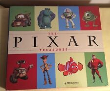 The Pixar Treasures by Tim Hauser Cars Toy Story Nemo WALLE