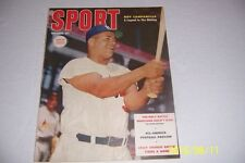 1953 Sport Magazine BROOKLYN DODGERS Roy CAMPANELLA Legend In The Making FREE/SH