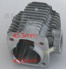 Cylinder for 2-stroke  49cc Pocket Bike/ATV engine BORE 44MM