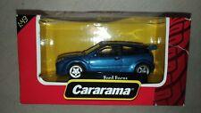 Modellino Cararama Ford Focus, scala 1:43