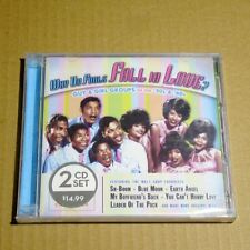 Why Do Fools Fall In Love Guy & Girl Groups of The '50s & '60s 2CD NEW #AA04*